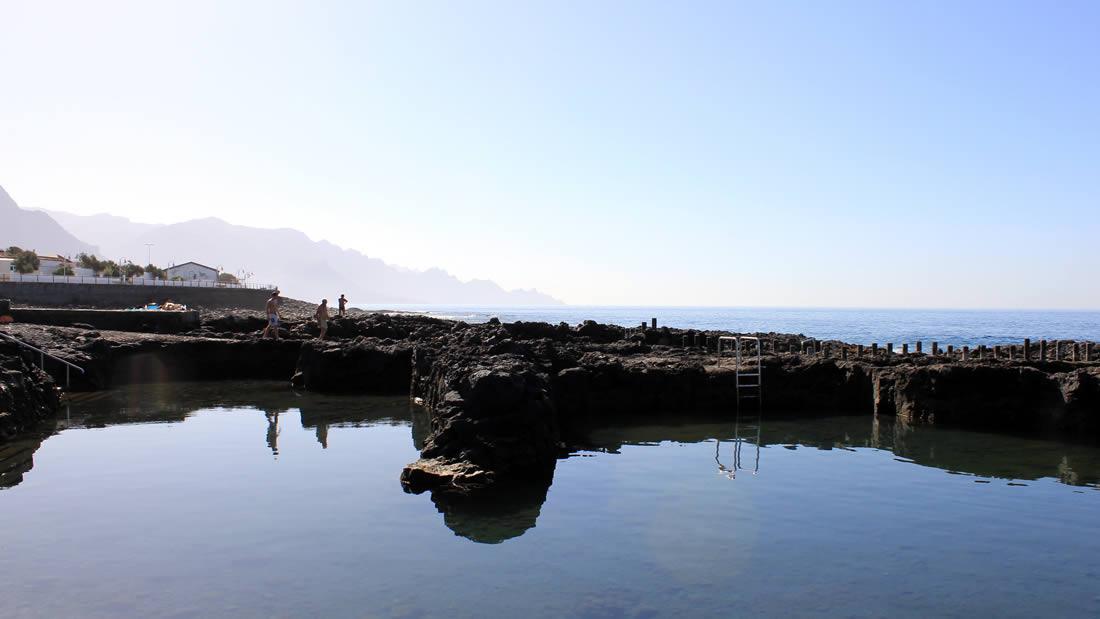 Piscinas Naturales de las Salinas Agaete