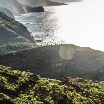 El Risco, Guayedra, Agaete Gran Canaria