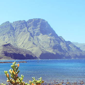 Puerto de las Nieves Gran Canaria