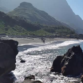 Playas de Agaete