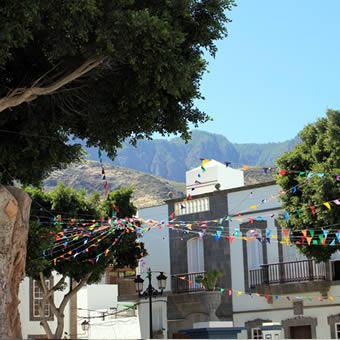 Manipa Hostel in Agaete Gran Canaria