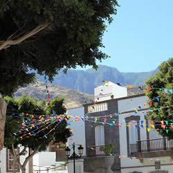 Manipa hostel is located in Agaete Gran Canaria