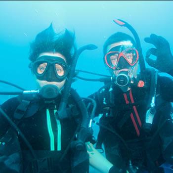Submarinismo Agaete - Gran Canaria