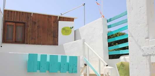 The hut, single private room Hostel Las Palmas de Gran Canaria