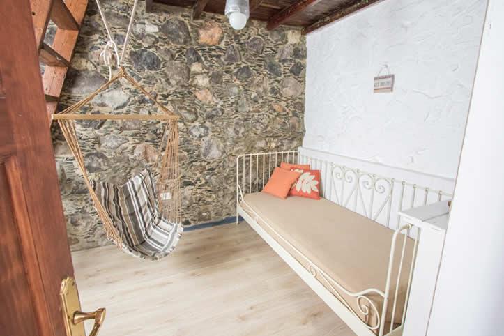 Private room in Agaete hostel Gran Canaria