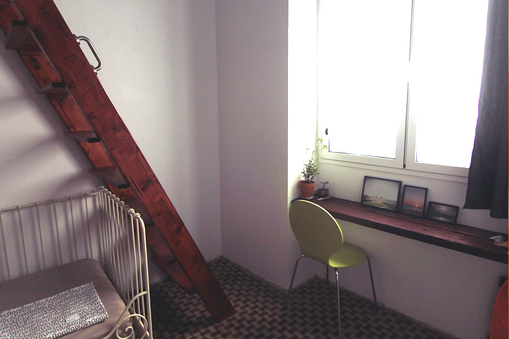Hostel private room in Agaete Gran Canaria