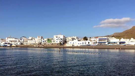 Playa de Las Nieves Agaete