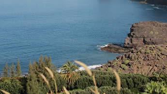 Guayedra Beach Agaete Gran Canaria