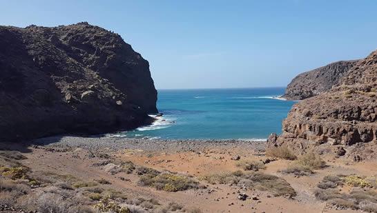 Playa del Juncal Agaete